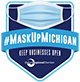 MaskUpMichigan Pledge