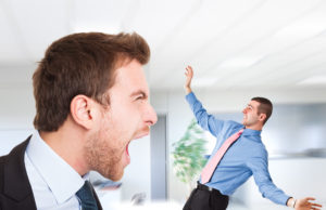 Dealing with Difficult People - Yelling
